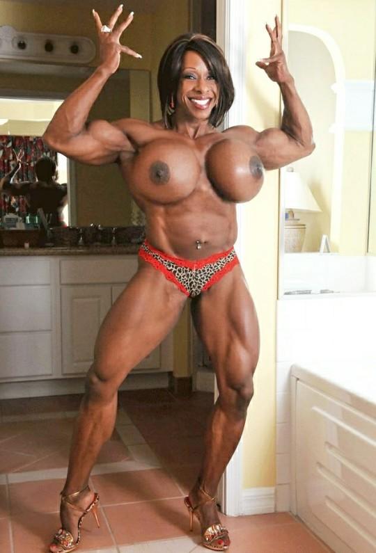 【※画像あり】おまえら、この女目の前にしても 「黒人女無理ゲー」 って拒否する勇気あるの?wwwwwwwwww・22枚目