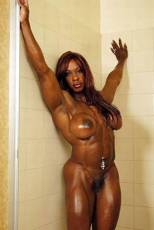 【※画像あり】おまえら、この女目の前にしても 「黒人女無理ゲー」 って拒否する勇気あるの?wwwwwwwwww・26枚目