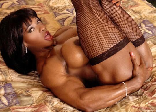 【※画像あり】おまえら、この女目の前にしても 「黒人女無理ゲー」 って拒否する勇気あるの?wwwwwwwwww・25枚目