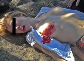 【閲・覧・注・意】レイプ事後の女性の遺体ギャラリー怖すぎ・・・(画像24枚)