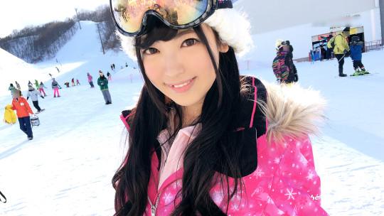 【※画像あり】湯沢のスキー場でアイドル研修生ナンパしてハメたったったwwwwwwwwwwwwwwwww・1枚目