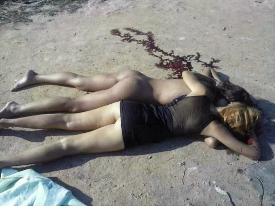 【※超・閲覧注意】犯されてポアされた女性の悲しい悲しい画像ギャラリー。(画像30枚)・24枚目