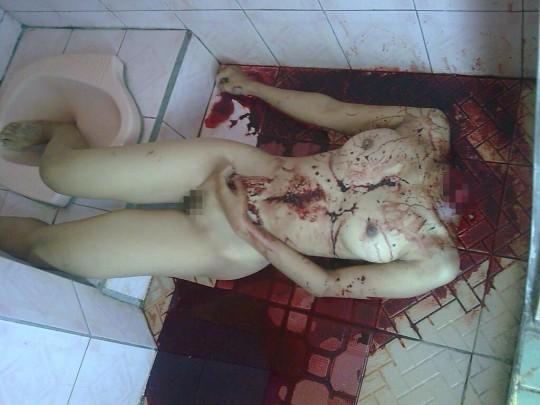 【※超・閲覧注意】犯されてポアされた女性の悲しい悲しい画像ギャラリー。(画像30枚)・25枚目