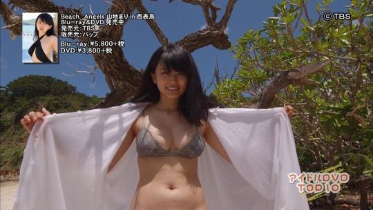 【※閲覧注意】ランク王国アイドルDVDランキングに出てた柳瀬早紀とかいうホルスタインのおっぱいは闇深杉。(キャプあり)・28枚目