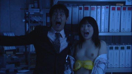 【( ゚∀゚)o彡゜おっぱい!】日本の3大おっぱいドラマ、「特命係長只野仁」「嬢王」「湯けむりスナイパー」、ほぼAVで草wwwwww(画像160枚)・5枚目