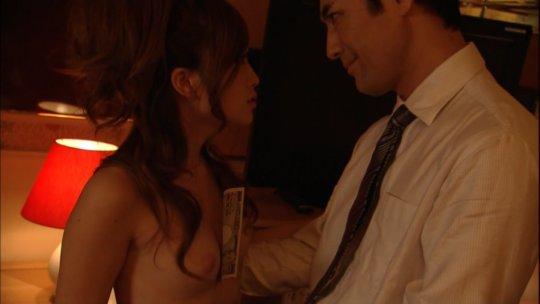 【( ゚∀゚)o彡゜おっぱい!】日本の3大おっぱいドラマ、「特命係長只野仁」「嬢王」「湯けむりスナイパー」、ほぼAVで草wwwwww(画像160枚)・53枚目