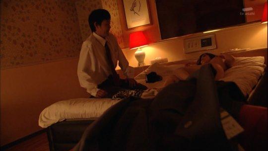 【( ゚∀゚)o彡゜おっぱい!】日本の3大おっぱいドラマ、「特命係長只野仁」「嬢王」「湯けむりスナイパー」、ほぼAVで草wwwwww(画像160枚)・54枚目