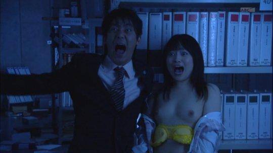 【( ゚∀゚)o彡゜おっぱい!】日本の3大おっぱいドラマ、「特命係長只野仁」「嬢王」「湯けむりスナイパー」、ほぼAVで草wwwwww(画像160枚)・64枚目
