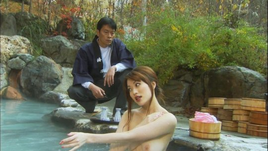 【( ゚∀゚)o彡゜おっぱい!】日本の3大おっぱいドラマ、「特命係長只野仁」「嬢王」「湯けむりスナイパー」、ほぼAVで草wwwwww(画像160枚)・102枚目