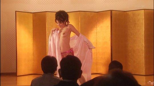 【( ゚∀゚)o彡゜おっぱい!】日本の3大おっぱいドラマ、「特命係長只野仁」「嬢王」「湯けむりスナイパー」、ほぼAVで草wwwwww(画像160枚)・108枚目