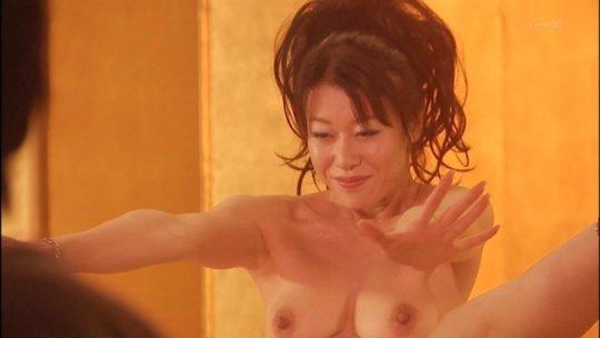 【( ゚∀゚)o彡゜おっぱい!】日本の3大おっぱいドラマ、「特命係長只野仁」「嬢王」「湯けむりスナイパー」、ほぼAVで草wwwwww(画像160枚)・109枚目