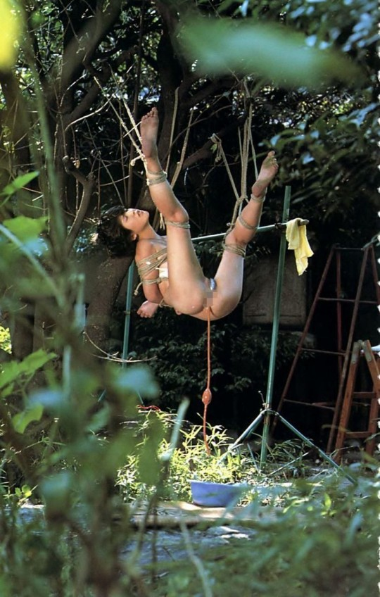 【※こマ?】SM界 「吊るし」 を出来る様になって一人前という風潮wwwwwwwwwwwwwww(画像あり)・3枚目