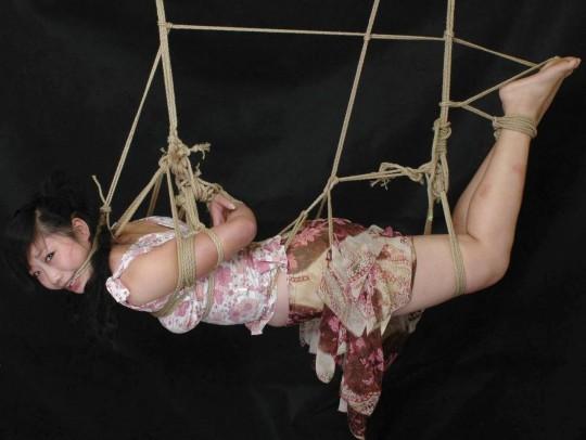 【※こマ?】SM界 「吊るし」 を出来る様になって一人前という風潮wwwwwwwwwwwwwww(画像あり)・25枚目