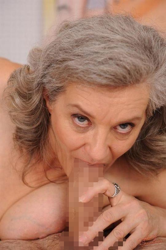 【超・閲覧注意】60歳以上限定、フェラチオ画像スレ。(画像29枚)・17枚目