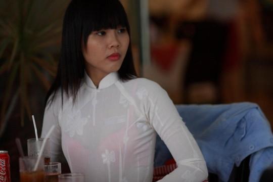 ベトナム民族衣装アオザイ女子の 「狙ってないエロ画像」 が至高杉て辛い。(※画像あり※)・4枚目