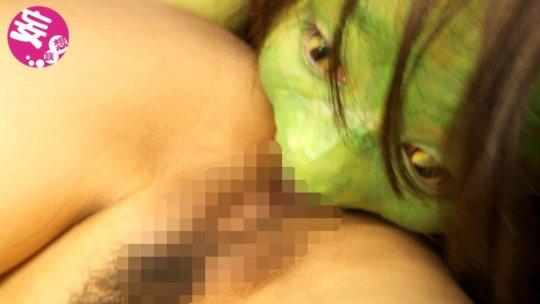 【閲覧注意】最近流行りなホラー系エロ画像、怖すぎてチンコがまったく勃起しない・・・・・orz(画像130枚)・59枚目