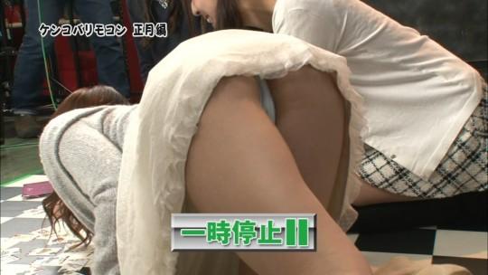 【画像あり】こうしてみると日本のバラエティ番組のエロ企画ってマジキチだよなwwwwwwwwwww・10枚目