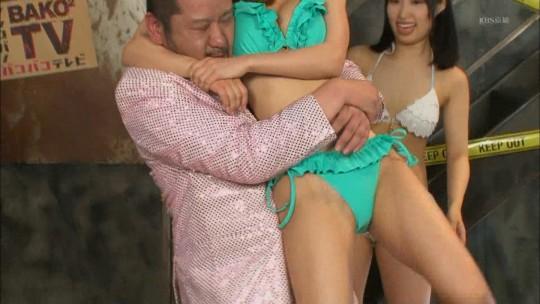 【画像あり】こうしてみると日本のバラエティ番組のエロ企画ってマジキチだよなwwwwwwwwwww・15枚目