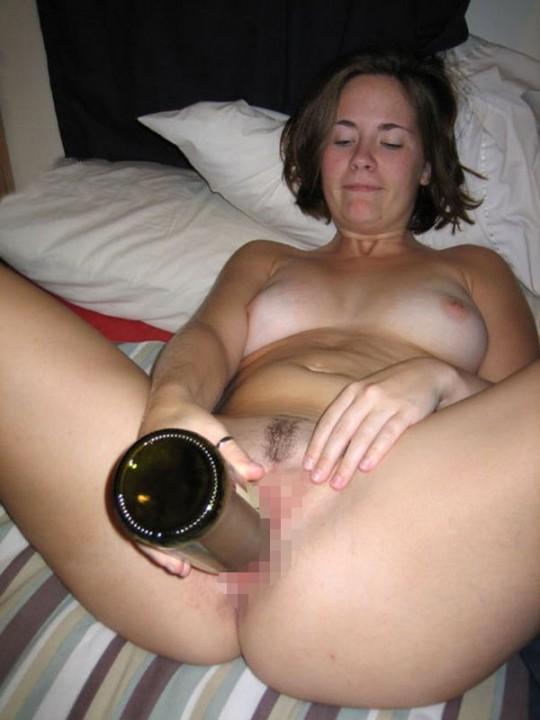 【マジキチ】500mlの缶をマンコに突っ込んだ女の凶表情wwwwwwwwwwwwwwwww(画像あり)・16枚目