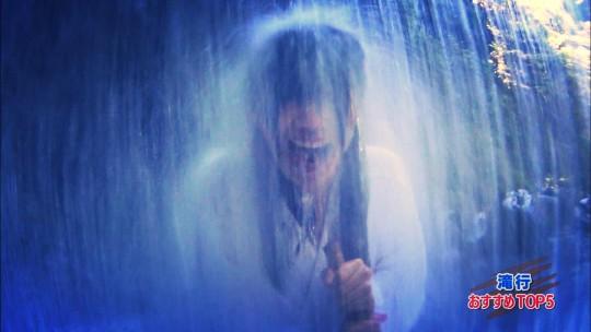 【画像あり】露骨なエロ番組で話題の「ランク王国」の滝行の回がやっぱり当たり回な件について。・38枚目