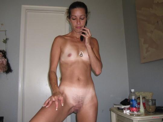 Amateur porn shot on the phone