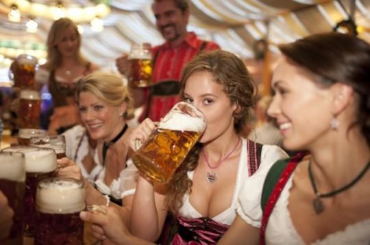 【マニアック】ドイツのスケベな民族衣装『ディアンドル』のエロ画像貼ってく。(画像30枚)・2枚目