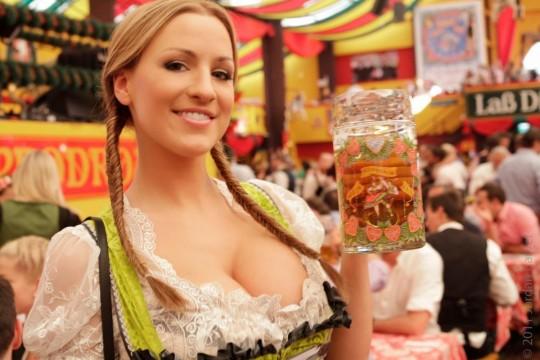 【マニアック】ドイツのスケベな民族衣装『ディアンドル』のエロ画像貼ってく。(画像30枚)・11枚目