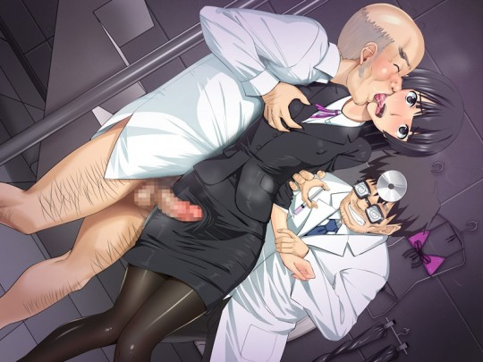 死ぬほどキモイおっさんが顔面偏差値の高い女子を抱いてる闇の深い画像を貼ってく。(※画像あり)・21枚目