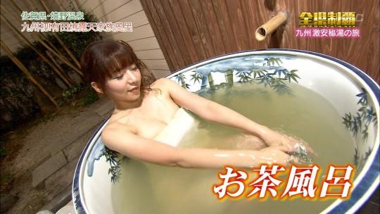 【ポロリあり】家族で見てたら気まずい空気になる温泉キャプ画像を貼ってくwwwwwwwwww(画像あり)・17枚目