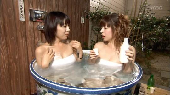 【ポロリあり】家族で見てたら気まずい空気になる温泉キャプ画像を貼ってくwwwwwwwwww(画像あり)・18枚目