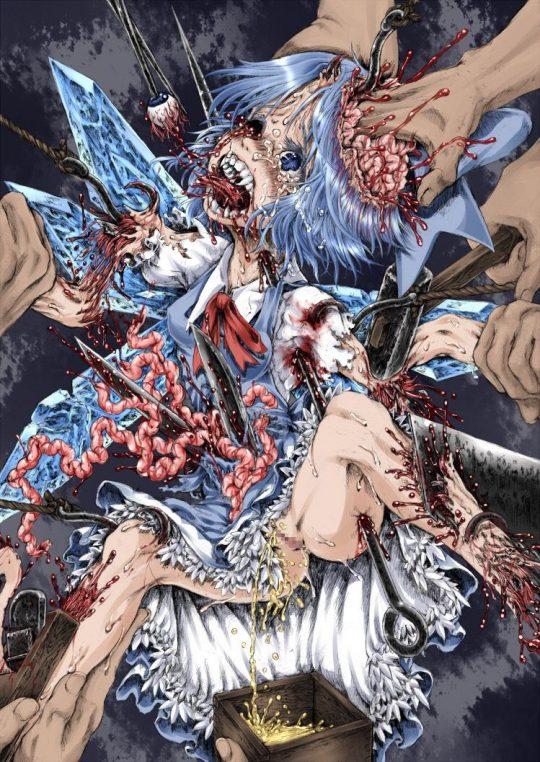 【閲覧注意】殺害、拷問、リョナ系エロ画像貼ってくトラウマ注意スレ。(画像29枚)・26枚目