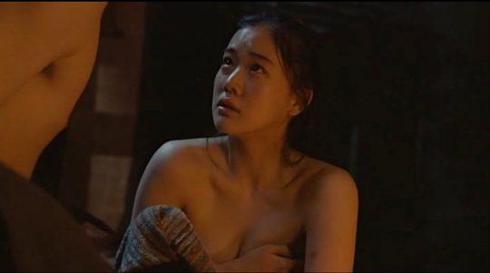 【画像】決死の決意で濡れ場シーンに挑戦した女優をご覧ください。(30枚)・16枚目