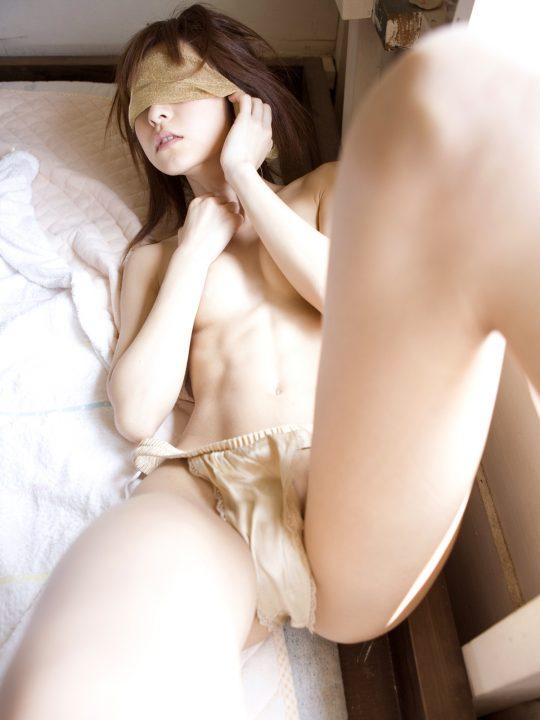 【画像あり】こういう腹筋が6パックに割れてる女、ぐぅエロいwwwwwwwwwwwwwwwwwwwwwwwww・19枚目