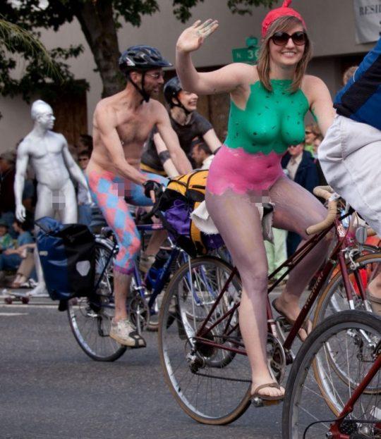 【画像あり】海外のボディペインティング女子(ガチ勢)の裸体をご覧くださいwwwwwwwwwwwwwwwwwwwwwwwww・18枚目