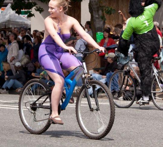 【画像あり】海外のボディペインティング女子(ガチ勢)の裸体をご覧くださいwwwwwwwwwwwwwwwwwwwwwwwww・19枚目