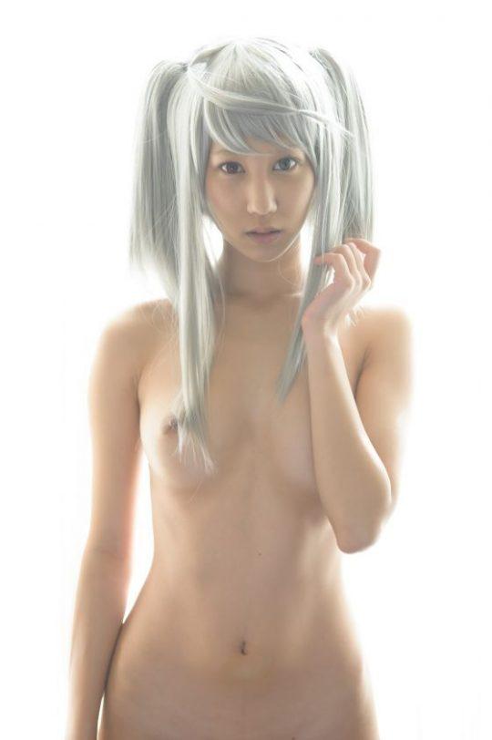 【マニアック】カラフルな髪の毛のエロレイヤー画像が自然と集まってくるスレwwwwwwwwwwwwwwwwwwwww(画像あり)・28枚目