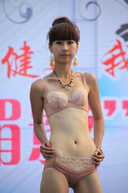 【画像あり】中国の下着ファッションショーの様子をご覧下さいwwwwwwwwwwwwwwwwwwwwwwwwwwww・13枚目