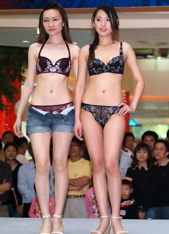 【画像あり】中国の下着ファッションショーの様子をご覧下さいwwwwwwwwwwwwwwwwwwwwwwwwwwww・20枚目