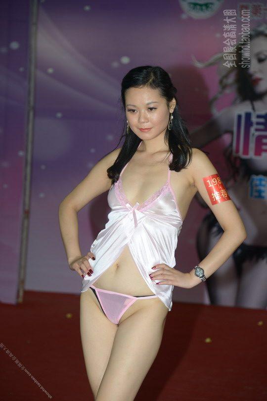 【画像あり】中国の下着ファッションショーの様子をご覧下さいwwwwwwwwwwwwwwwwwwwwwwwwwwww・30枚目