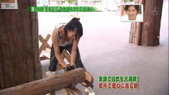 【放送事故】TVでチクビを晒してしまった女性達の画像をご覧下さいwwwwwwwwwwwwwwwwwwwwwwwww(画像あり)・12枚目