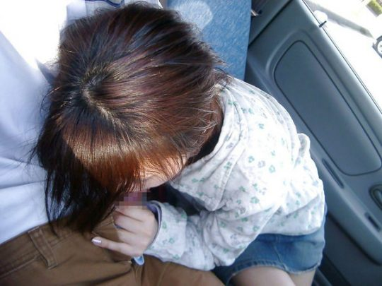 【※画像あり】付き合い出した彼女とドライブに出掛けたらとりあえずお願いしてみる事wwwwwwwwwwwwwwwwwwwwwwwww・20枚目