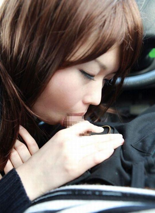 【※画像あり】付き合い出した彼女とドライブに出掛けたらとりあえずお願いしてみる事wwwwwwwwwwwwwwwwwwwwwwwww・23枚目