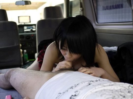 【※画像あり】付き合い出した彼女とドライブに出掛けたらとりあえずお願いしてみる事wwwwwwwwwwwwwwwwwwwwwwwww・12枚目