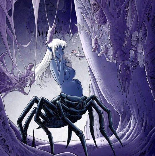 【画像あり】「蟲女」とかいう最もググってはいけない画像検索キーワードwwwwwwwwwwwwwwwwwwwwwwww・3枚目