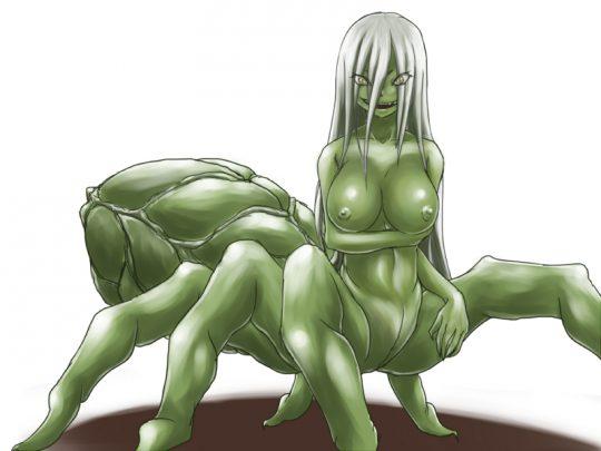 【画像あり】「蟲女」とかいう最もググってはいけない画像検索キーワードwwwwwwwwwwwwwwwwwwwwwwww・5枚目