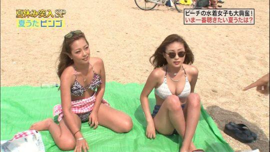 さて、この夏のTVに映った素人ビキニ画像集めたからチャンピオン決めようぜ!!(画像あり)・17枚目