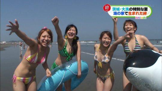 さて、この夏のTVに映った素人ビキニ画像集めたからチャンピオン決めようぜ!!(画像あり)・30枚目