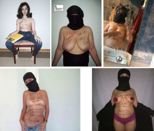 中東イスラム教の女の子のおっぱいデカ過ぎヌードwwwwww「はい処刑」(150枚)・50枚目