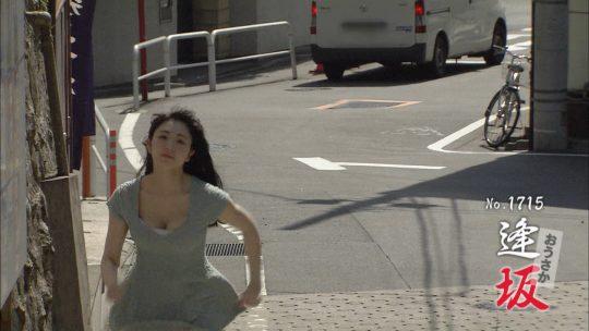 【放送事故】地上波で自らチクビを出していったこの女の人wwwwwwwwwwwwwwwwwwwwwwwwwww(GIFあり)・10枚目