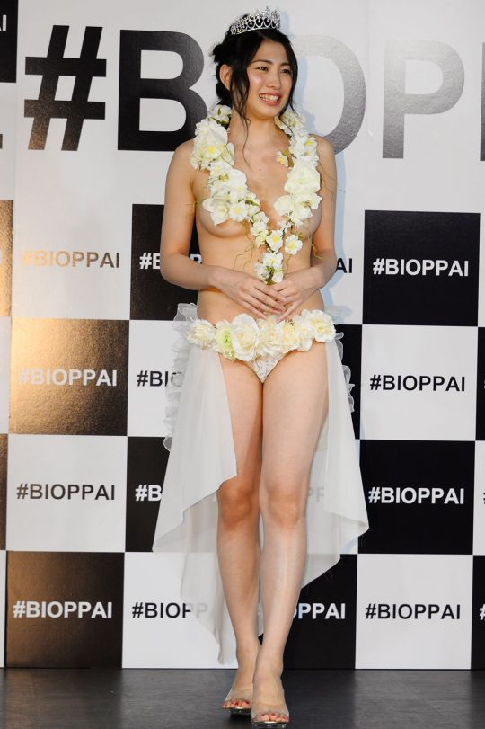 【画像あり】「日本一美しいおっぱいグランプリ」優勝者のおっぱいをご覧下さいwwwwwwwwwwwwwwwwwwwwww・2枚目